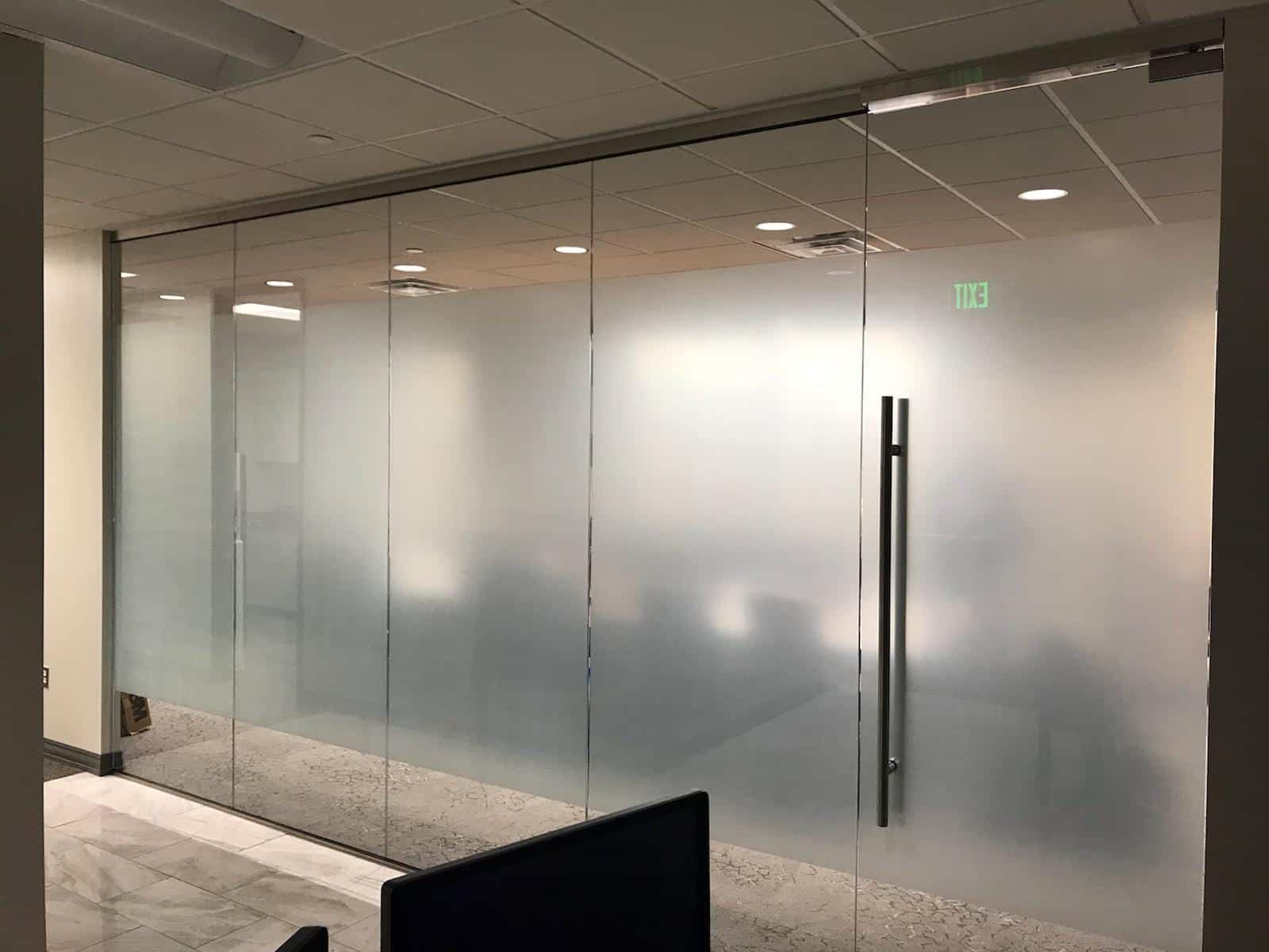 commercial window tinting security safety