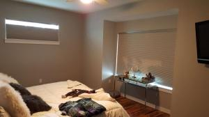 Window Shades by Shades of Texas  Austin Texas residential installation bedroom