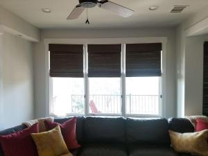 Window Shades by Shades of Texas Austin Texas home installation living room