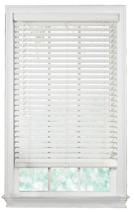Window Blinds by Shades of Texas  Austin Texas residential installation white color