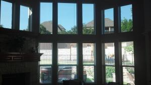 Window Tint by Shades of TexasAustin Texas home installation living room