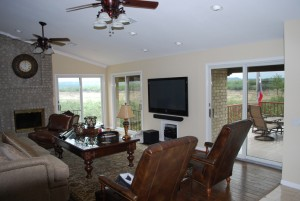 Window Tint by Shades of TexasAustin Texas residential installation living room