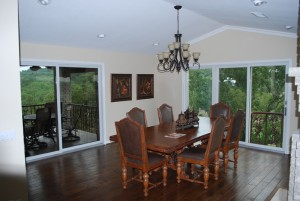 Window Tint by Shades of TexasAustin Texas residential installation dining room kitchen