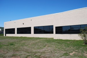 Commercial Window Tinting - Office Park