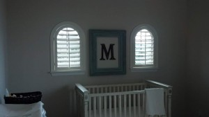 Window Shutters by Shades of Texas Austin Texas home installation bedroom